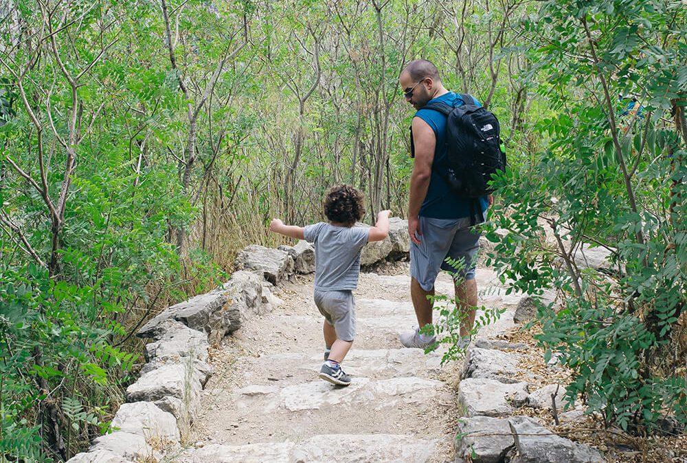 טיול עם הילדים לשמורת הסטף